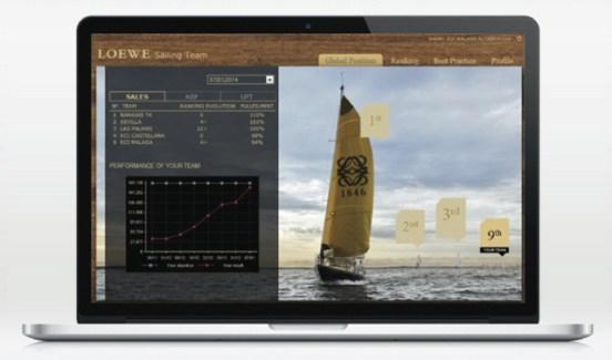 Loewe utiliza la gamificación para potenciar la fuerza de ventasLoewe utiliza la gamificación para potenciar la fuerza de ventas