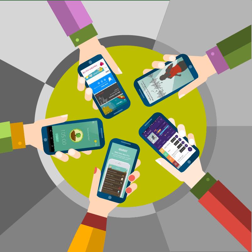 Apps de gamificación para utilizar en tu día a día