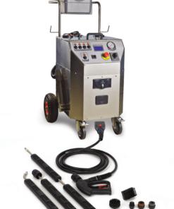 generateur de vapeur industriel inox