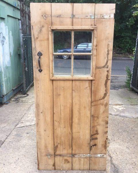 Cottage Stile Door