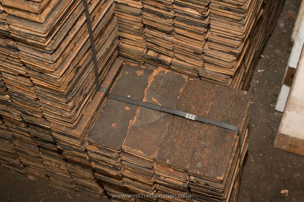 Original Parquet Flooring