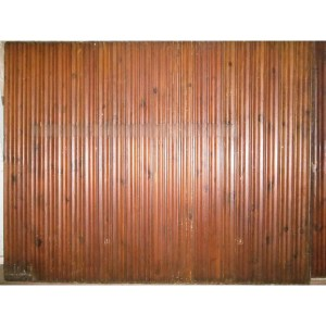 Pitch Pine Panelling