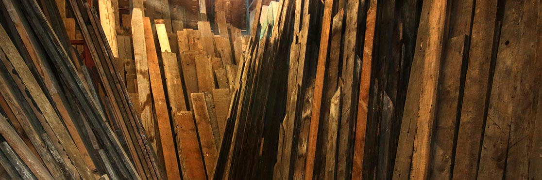 Reclaimed Boards