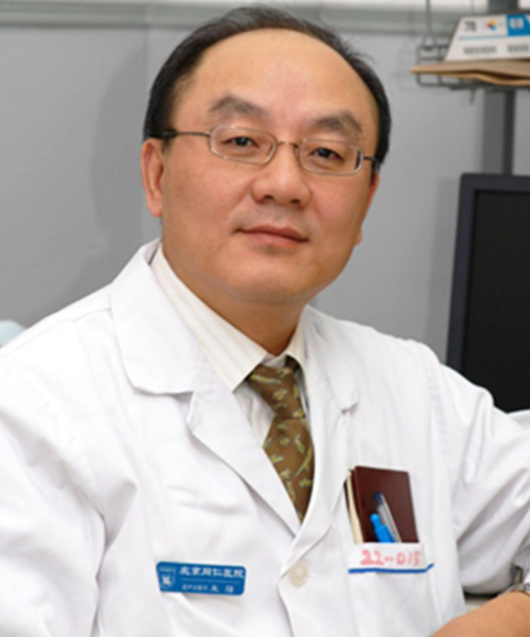 Prof. Qiang Zhu, MD & PhD