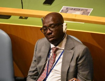 Why Edo Governor Obaseki slept at UN conference – Official