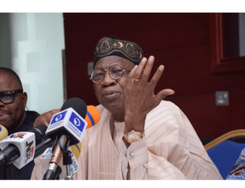 Chinese Doctors working in Isolation Centres –Lai Mohammed