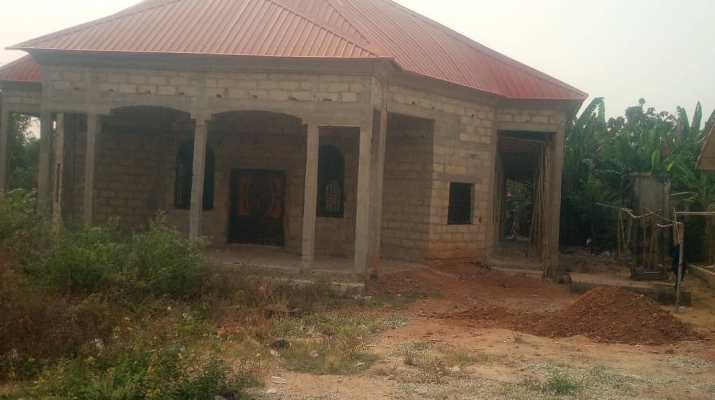 Extra: constitution project, Edo town hall that is N40 million