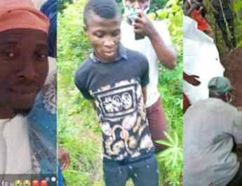 Man kill, buries cousin over N2 million in Edo state