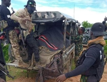 Nigerian Army says it arrested notorious bandit in Katsina