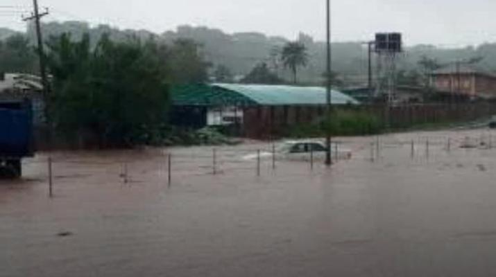 Flood destroys many homes in Nasarawa