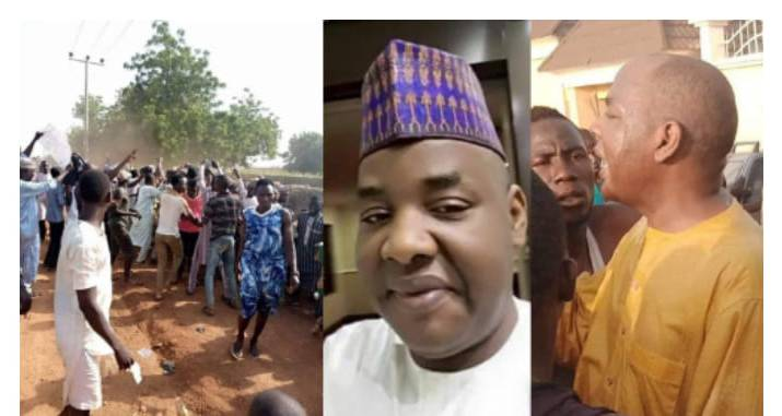 Youth beat Kano lawmaker over non-performance, failed promises