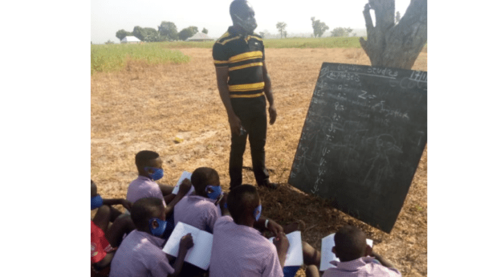 Despite N278 billion FCT budget, Abuja children learn under terrible condition