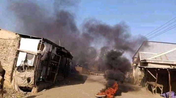 Just in: Sokoto Community Deserted As Bandits Open Fire On Villagers At Busy Market, Kill 49