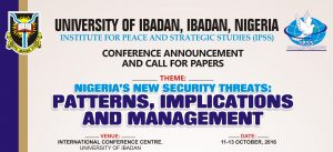 IPSS October conference