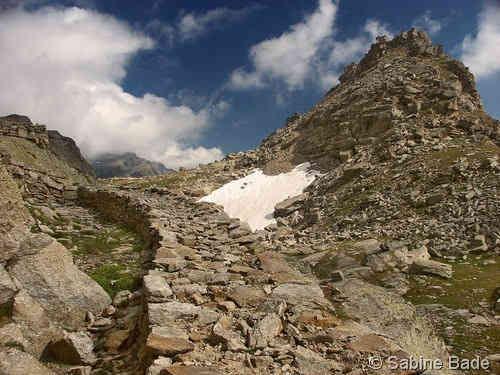 königlicher Jagdsteig - Nationalpark Gran Paradiso