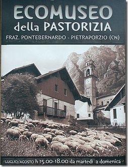 Ecomuseo della Pastorizia in Pontebernardo