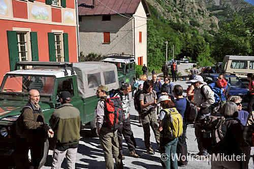 Bartgeier - Baita Monte Gelas