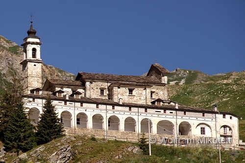 Granatal - Santuario San Magno, Foto: © Wolfram Mikuteit