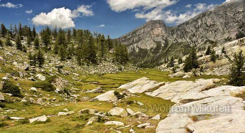 "Vallée des Merveilles, Sektor ""Fontanalba"" - Foto: © Wolfram Mikuteit"