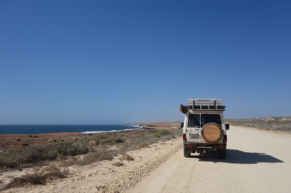 Driving tips when travelling in Western Australia