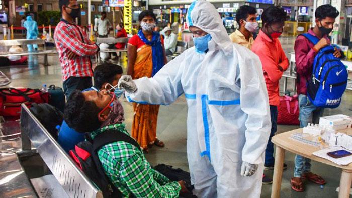 Coronavirus Update : করোনা ঝড়! ভারতে গত ২৪ ঘণ্টায় করোনা আক্রান্ত ৩ লক্ষ ১৫ হাজার - West Bengal News 24