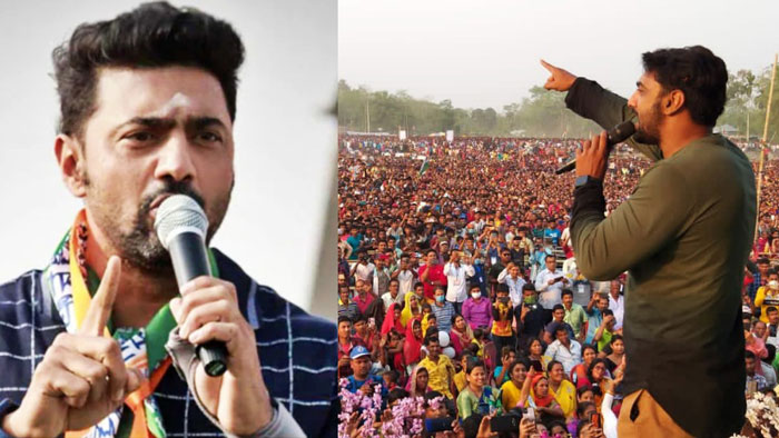 West Bengal Assembly Election 2021 : দিদি বললেও প্রার্থী হতাম না, এই রাজনীতিতে অভ্যস্ত নই : Dev - West Bengal News 24