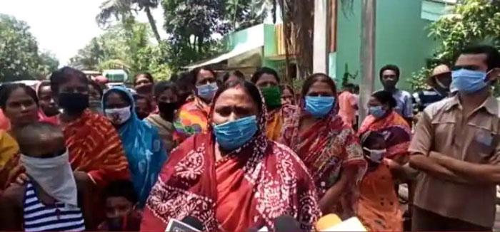 West Bengal Assembly Election 2021 : ভোট চলাকালীন বিজেপি কর্মীদের লক্ষ্য করে ১০ রাউন্ড গুলি পুলিশের! রণক্ষেত্র বাগদা - West Bengal News 24