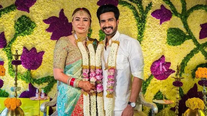Jwala Gutta Married : বিবাহ বন্ধনে আবদ্ধ হলেন Jwala Gutta এবং Vishnu Vishal - West Bengal News 24