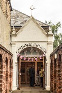 Churches in Westbourne - the Catholic Church