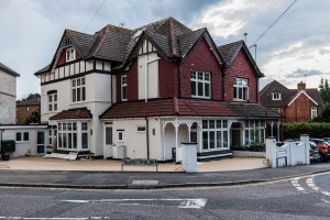 New Hotel and Restaurant in Westbourne. West Cliff Road, Westbourne