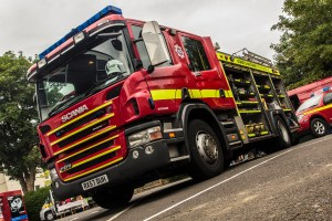 Westbourne Fire Station Open Day