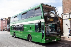 100 years of Hants and Dorset buses