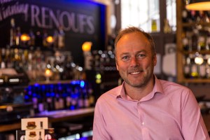 Westbourne Life: Trevor Ayling, Renoufs Cheese and Wine Bar
