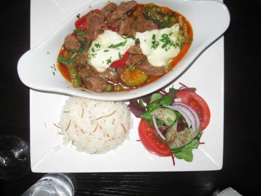 Le Beyti Mediterranean Café Restaurant and Meze Bar