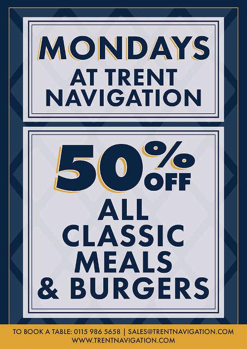 Trent Navigation Mondays
