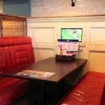 Southbank Bar booth