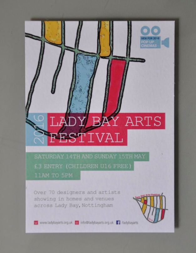 Lady Bay Art Festival 2016
