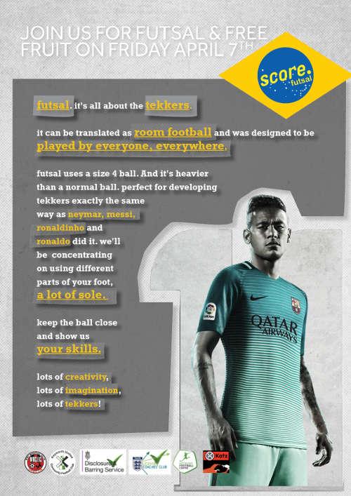 Score Soccer School Futsal
