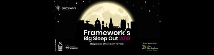 Framework Big Sleep Out