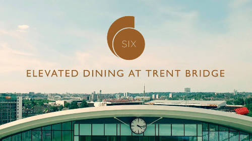 Six, Trent Bridge
