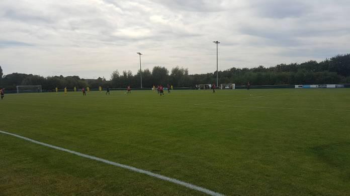 West Bridgford FC vs Selston FC