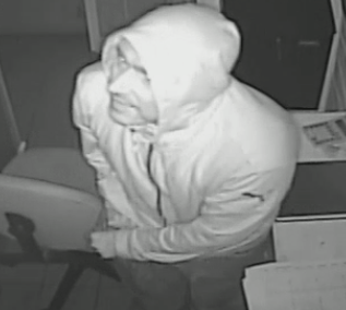 Man wanted in connection with burglary on Melton Road