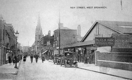 Postcard, circa 1920s.