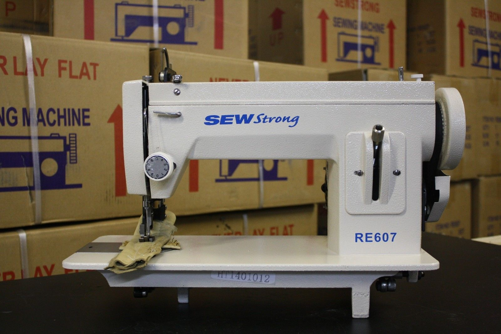 Portable Walking Foot Sewing Machine By Sewstrong