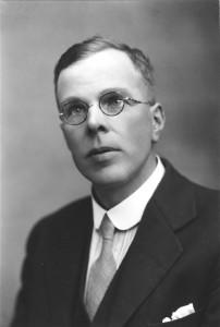 G.H.B. Gould portrait