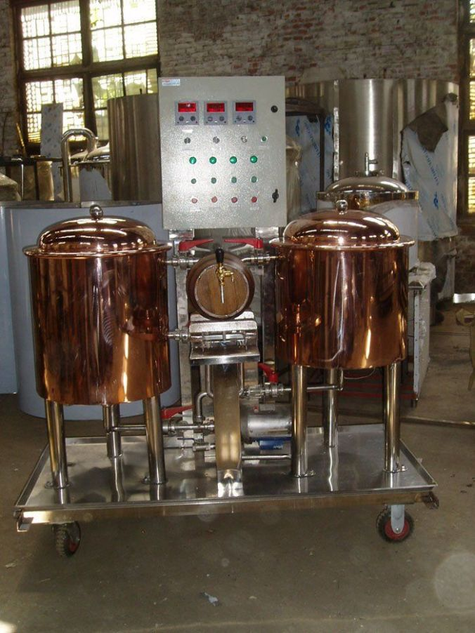 Homebrewing Systems