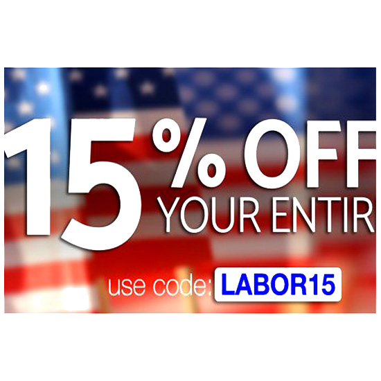 Labor Day Promo Code Homebrew Supply