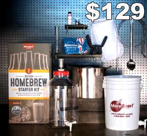 5 Gallon Home Beer Brewing Kit