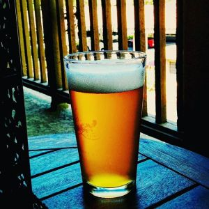 West Coast Brewer Squanto's Pilsner