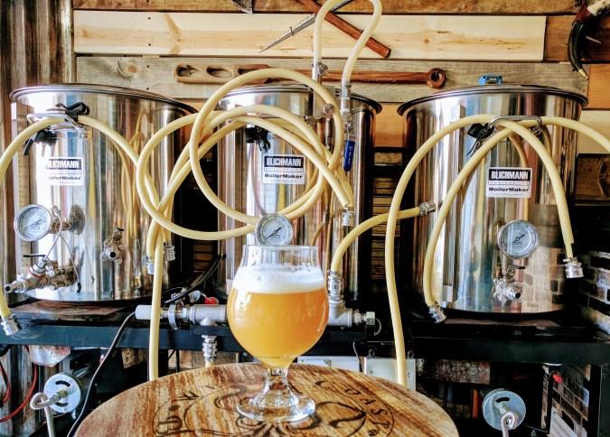 West Coast Brewer Hazy IPA Recipe